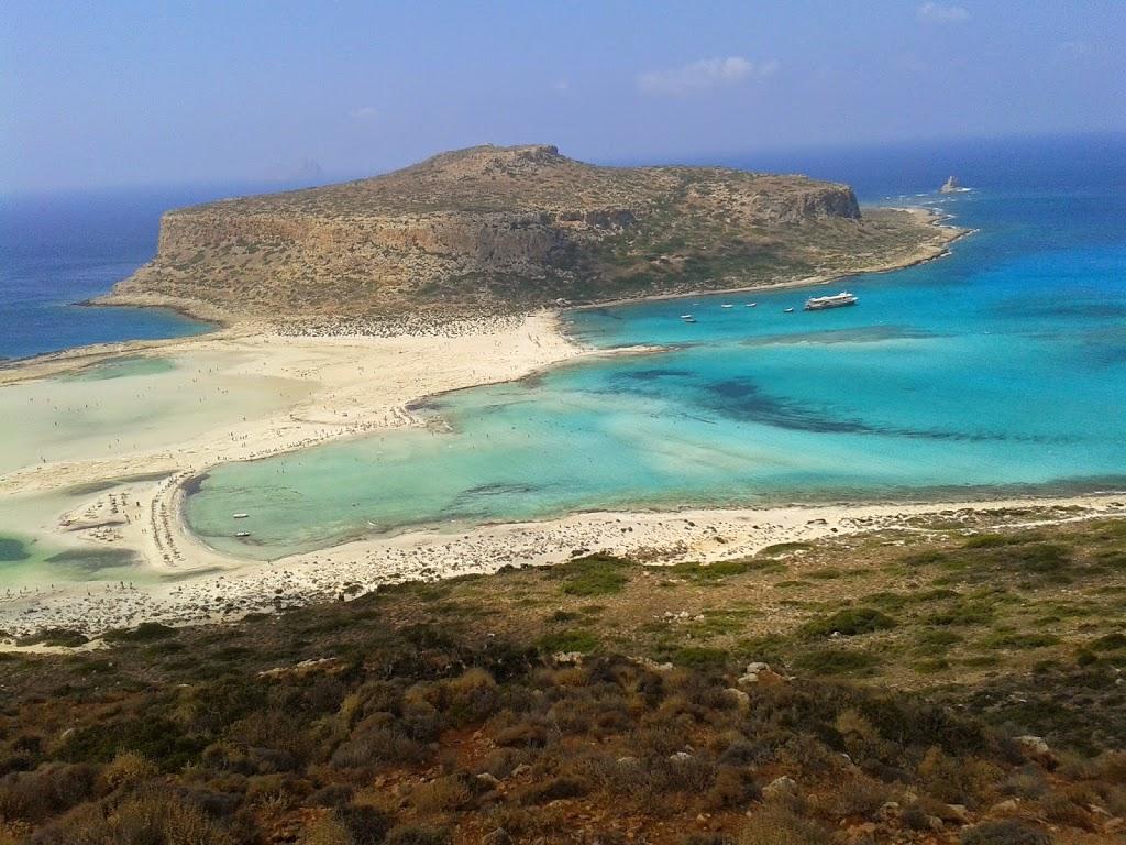 Voyage en Crète, lagon de Balos, Balos, crete, Que faire en Crète en une semaine, à voir en Crète