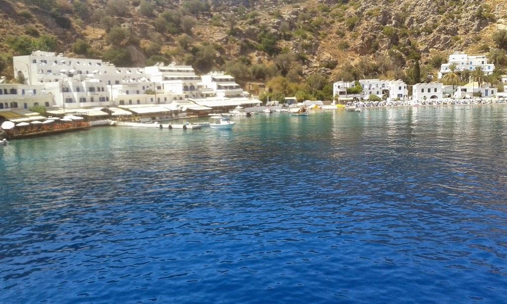 Loutro, Crète, crete, Port de Loutro, Que faire en Crète, à voir en Crète