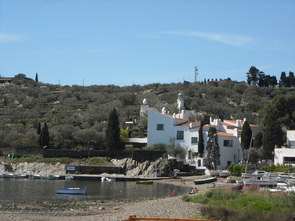 Maison de Dali,  PortLligat, Cadaqués, Visiter la Catalogne, road trip catalogne, itinéraire catalogne