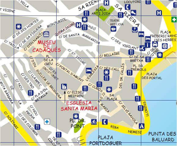 plan Cadaqués, Visiter la Catalogne, road trip catalogne, itinéraire catalogne