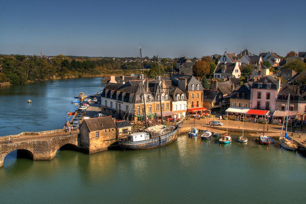 Découverte du Port d'Auray