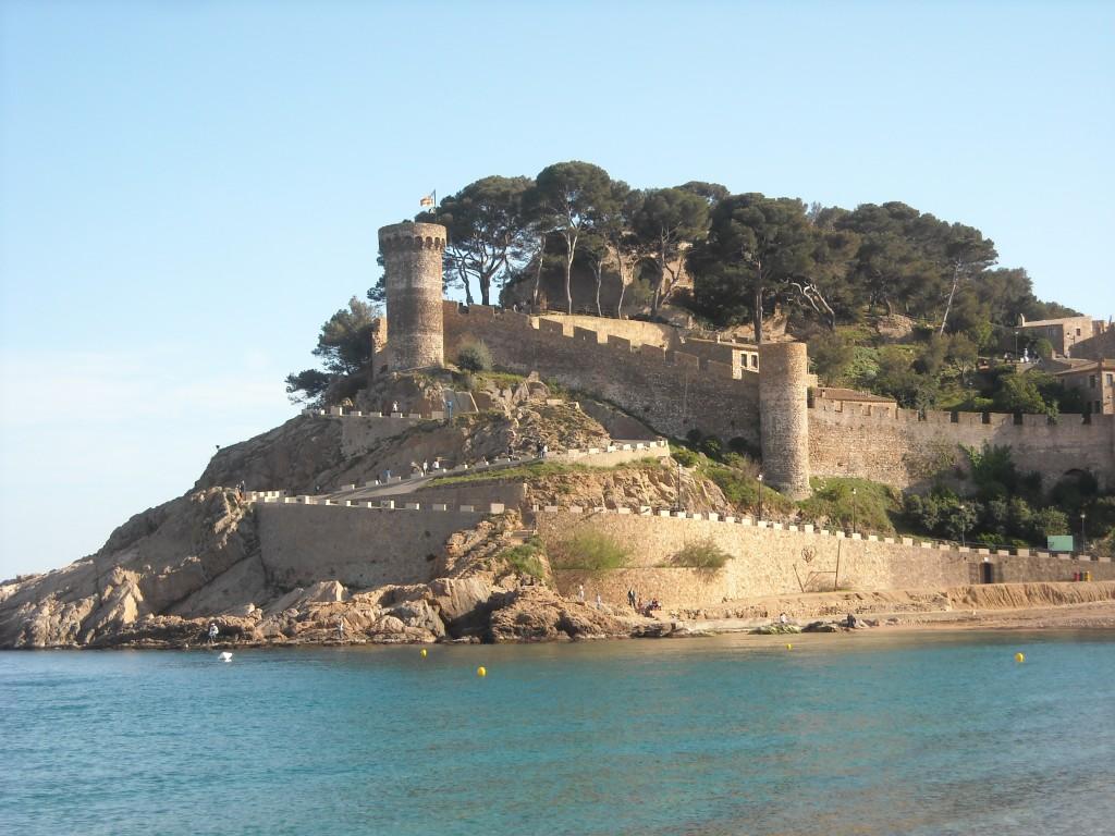 Tossa de mar, Catalogne, visiter la catalogne