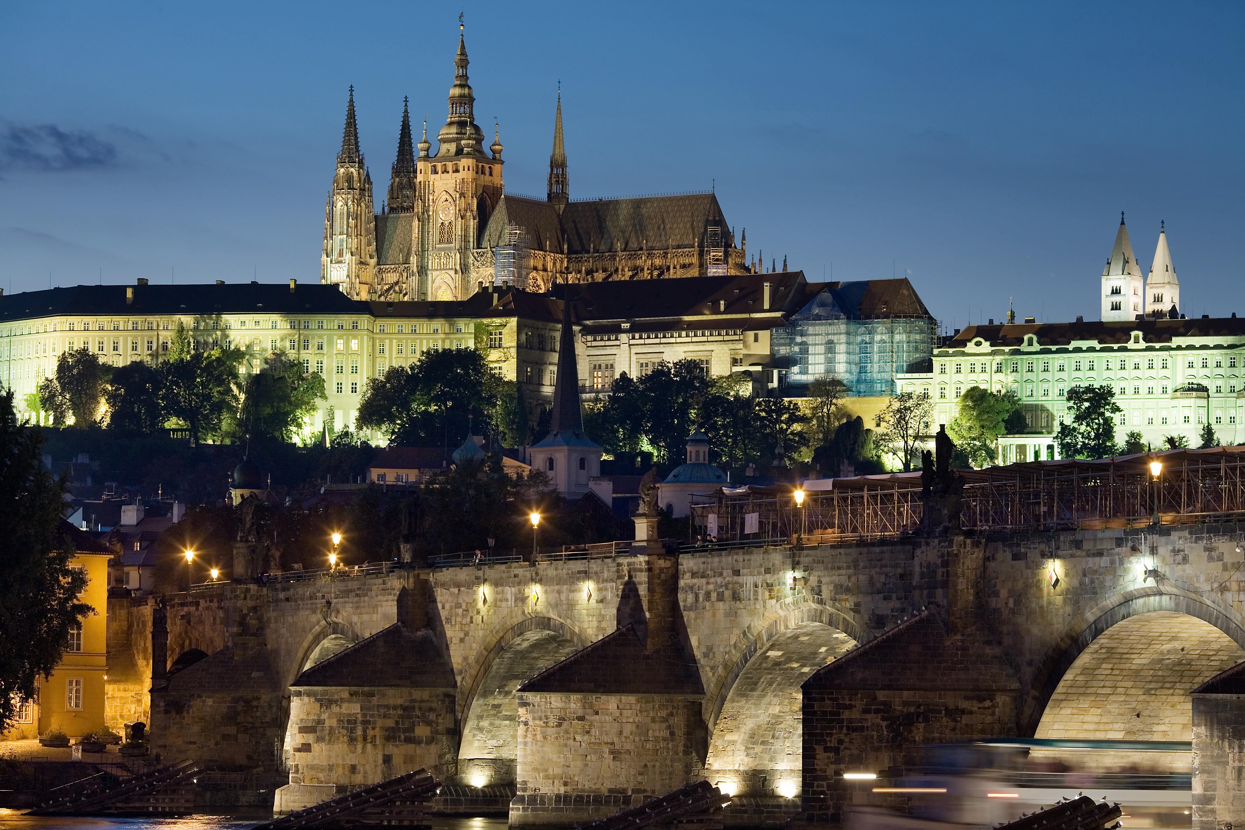 Villes  Ef Bf Bd Visiter Autour De Prague