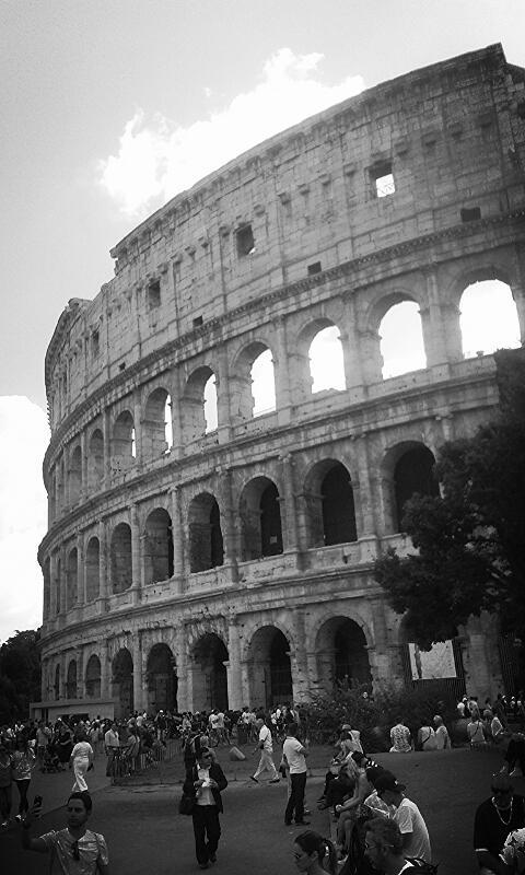 The Colosseum - Rome