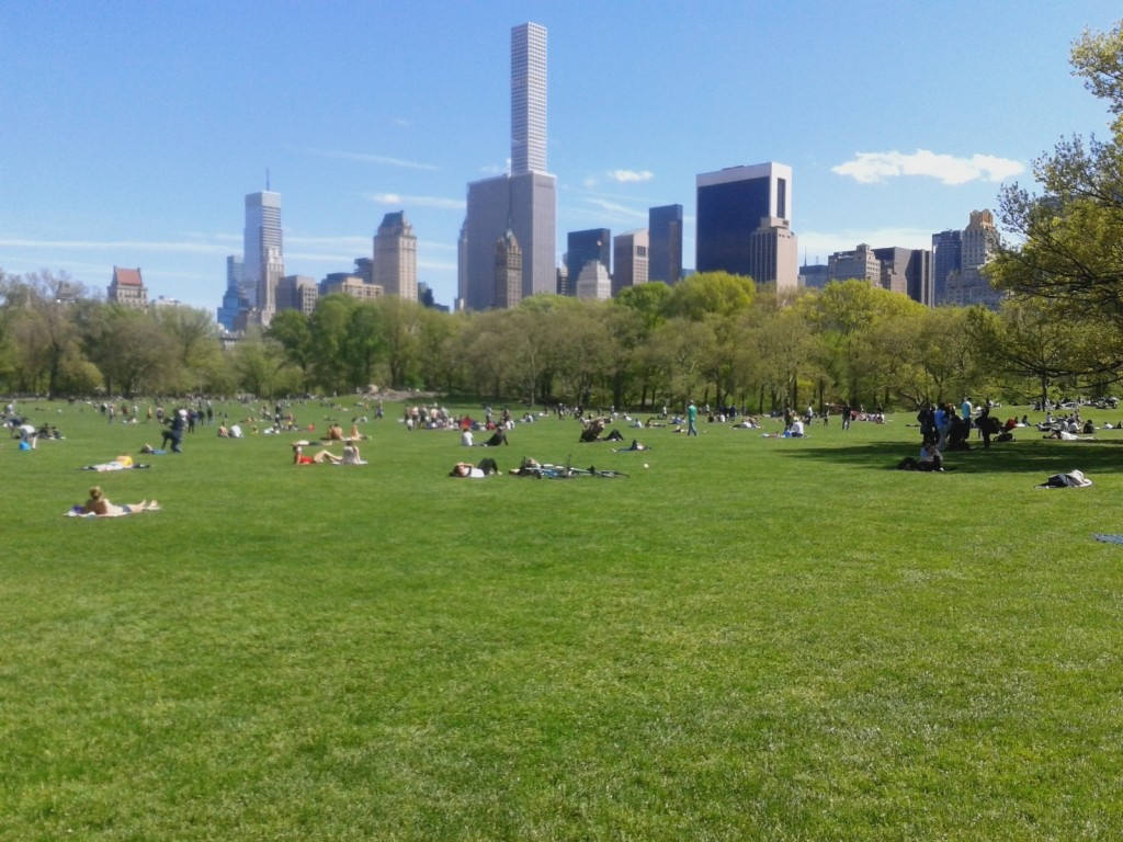 Central Park, New York, new York gratuit