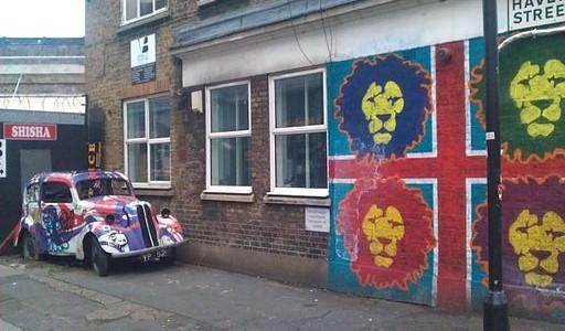 Marché de Camden Town Londres: conseils pratiques