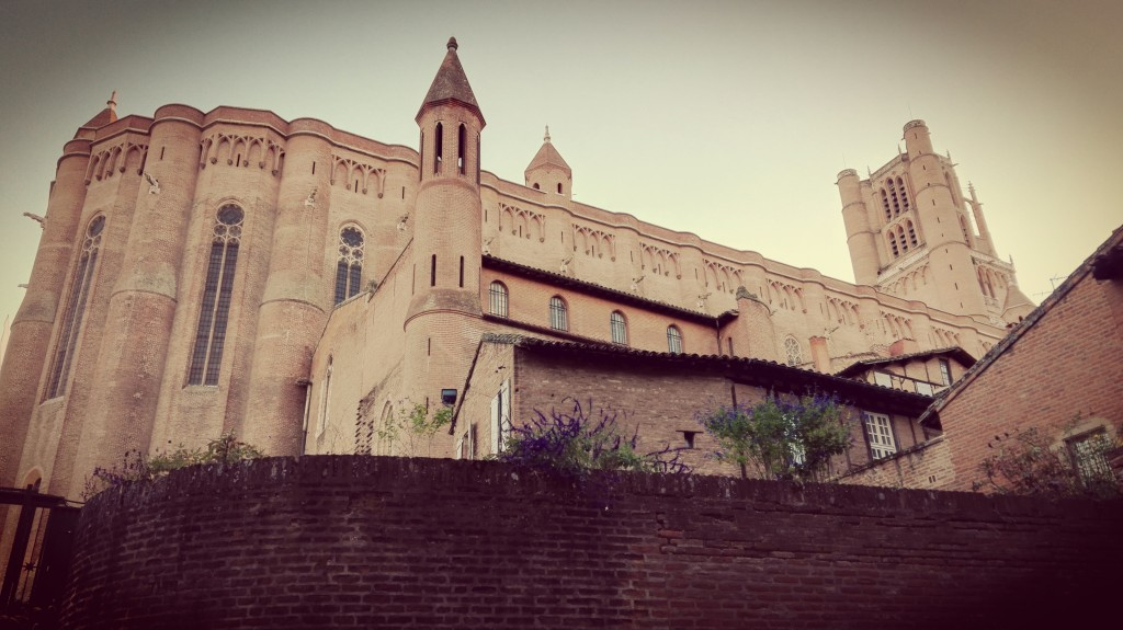 cathédrale Sainte-Cécile