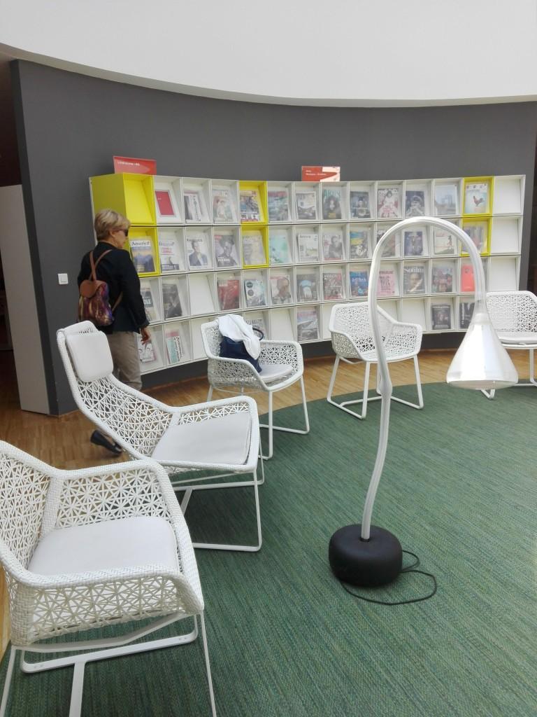 Bibliothèque Havre