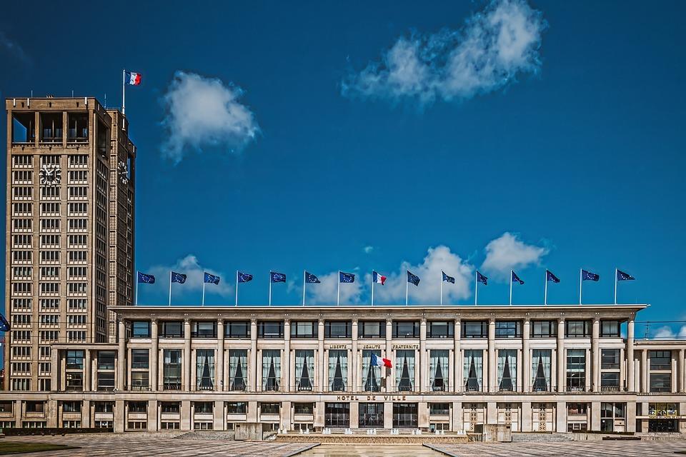 Hôtel de ville Havre