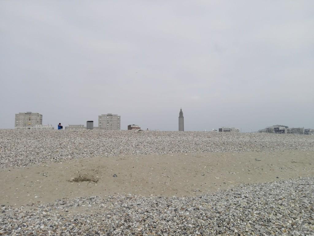 Plage Havre