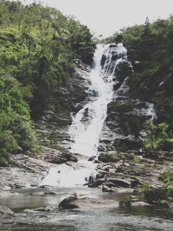 Cascades en Nouvelle-Calédonie