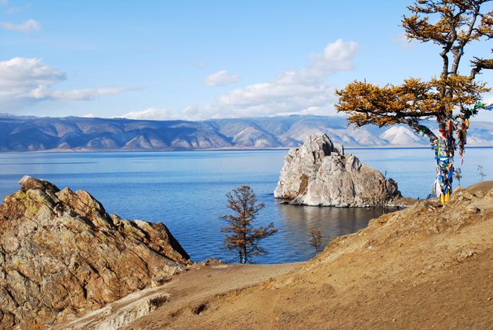 Lac Baikal: Sibérie  méridionale