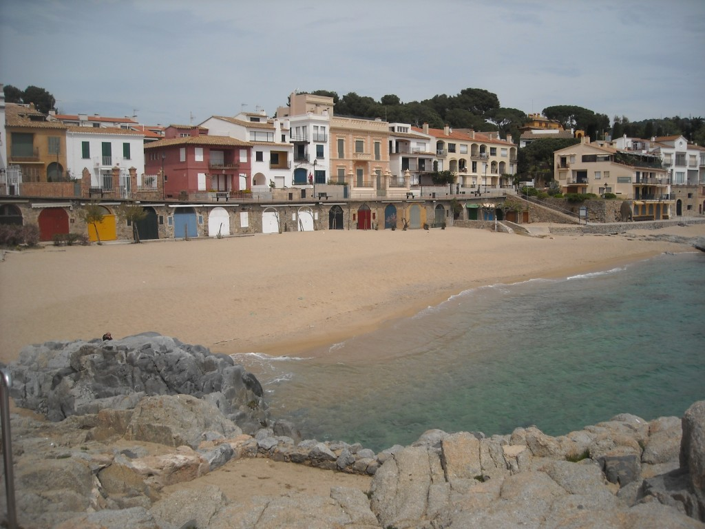 Palafrugell Calella Beach, visit the catalog