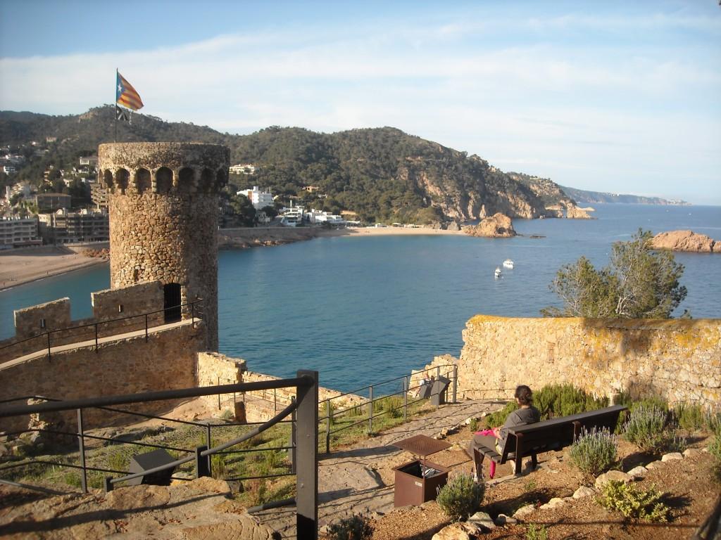 Tossa de mar, Catalonia, visit the catalog