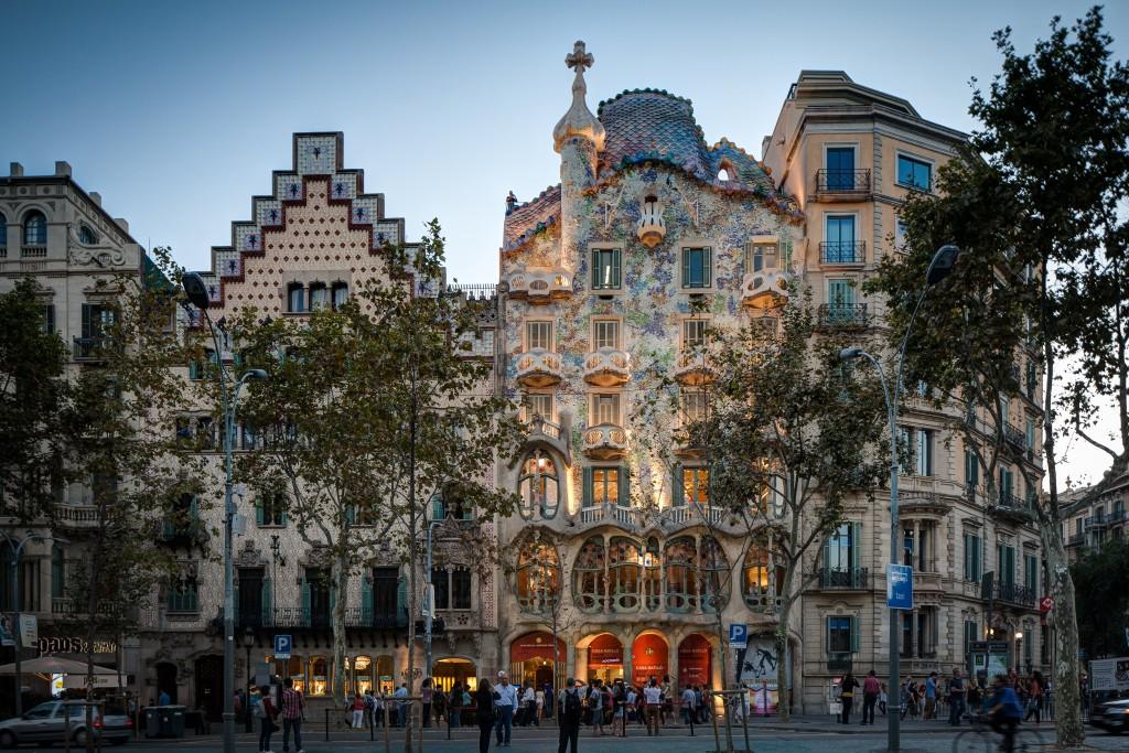 Casa Mila Barcelona, Barcelona, visit the catalog