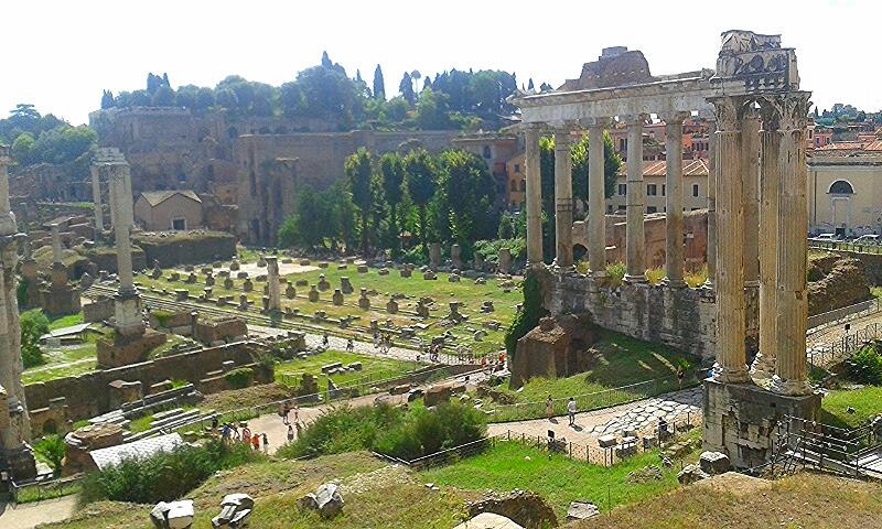 Les forums impériaux - Rome
