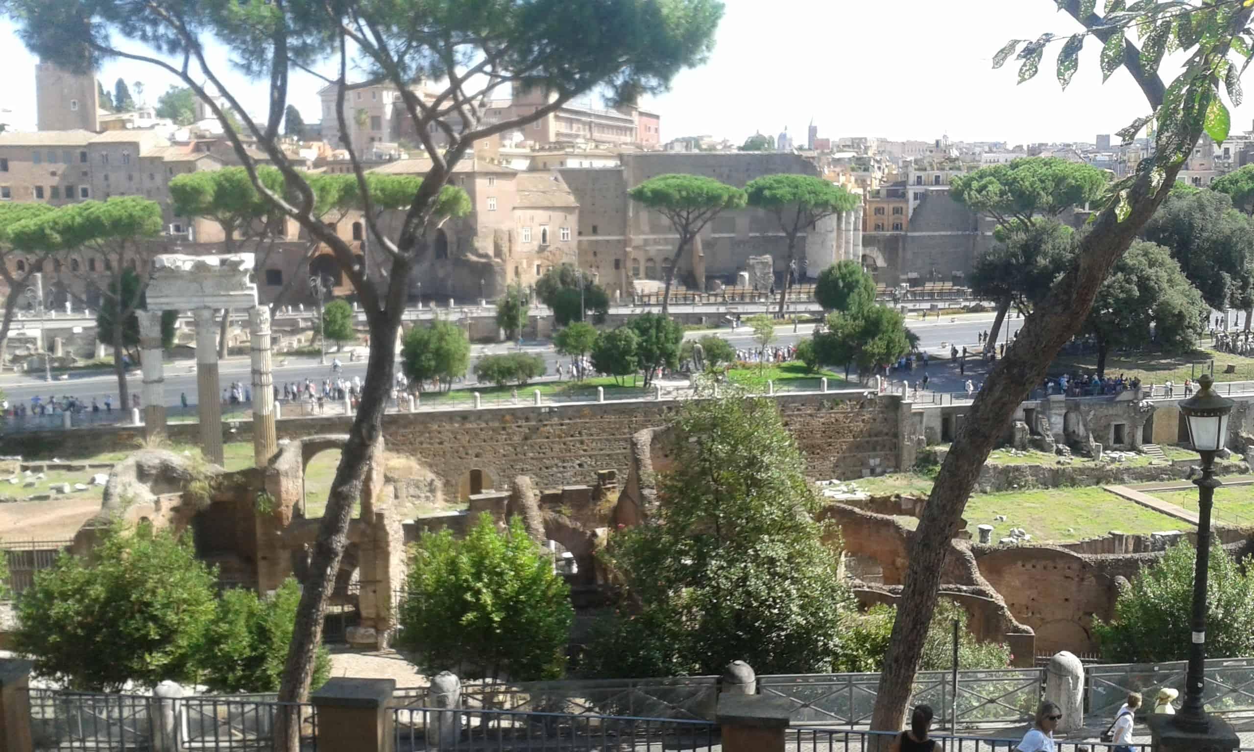 Rome en trois jours