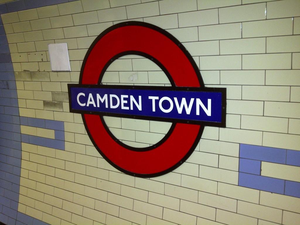 Camden town, Camden, Camden town Londres