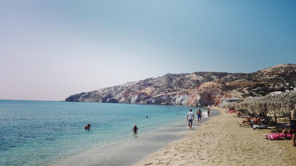 Paleochori Milos Beach, cosa fare a Milos