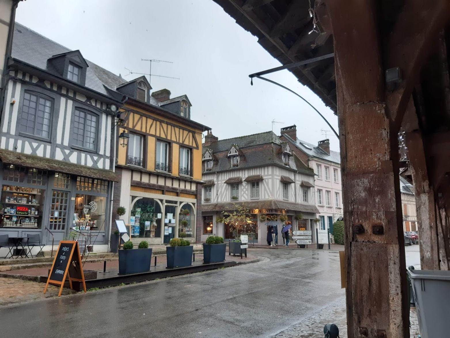 escapade à moins de 2 heures de Paris, Lyons-la-fôret