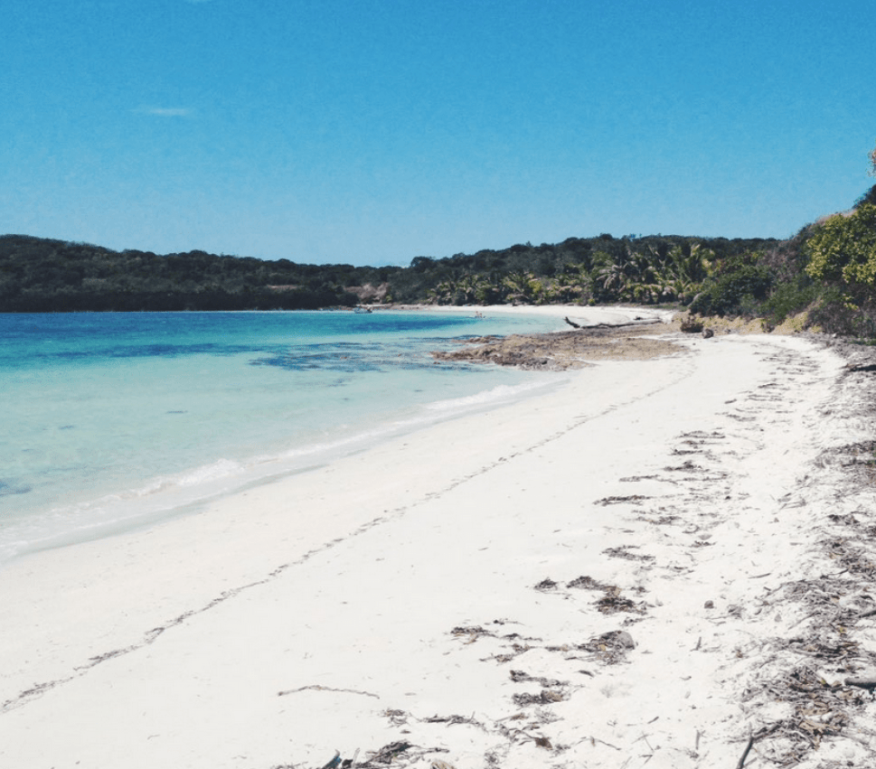 Moving to New Caledonia
